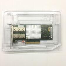 Fujitsu D2755-A11 Dual Port 10Gb SFP+ Intel 82599E = X520-DA2 Ethernet PCIe x 8
