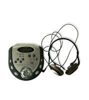 Aiwa Cross Trainer Portable CD Player AM/FM Radio XP-SR320 Works Clean