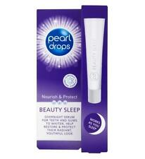 PEARL DROPS BEAUTY SLEEP OVERNIGHT WHITENING SERUM TEETH WHITENER TOOTH GUMS