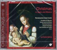 Christmas in Spain and Mexico Renaissance DE VICTORIA MORALES Gregorian Chant CD