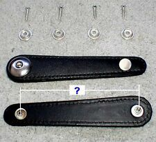 Accordion/Accordian Bellows Straps (A Pair). We will make your size