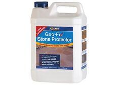 Everbuild Geofix Natural Stone Protector Paving Path Patio Sealer 5L   Sandstone