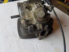 1984 honda ATC200 ATC ATC200S Cylinder Head Top End 3 wheeler