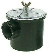 "Boat Engine Water Intake Filter 1 1/2"" Raw Water Separator Basket 300L/Min"