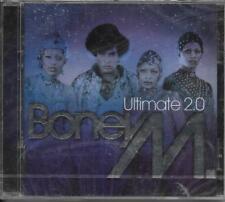DOUBLE CD 31 TITRES BONEY M. ULTIMATE 2.0  BEST OF NEUF SCELLE DE 2011