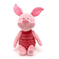Official Winnie the Pooh Piglet Plush Toy Soft Pig Doll Kids Gift New 17""