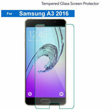 100% Genuine Tempered Glass Screen Protector For Samsung Galaxy A3 (A310F) 2016