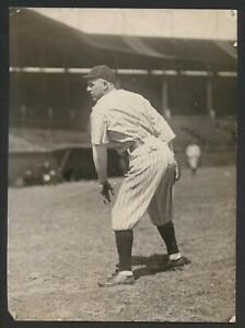 1920 Tim Murchison Cleveland Indians- Vintage Baseball Photo