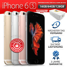 Versiegelt Ohne Simlock Apple iPhone 6S 16 64 128GB Silber Roségold Grau Handy