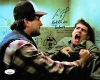 "Cam Neely Autographed Dumb and Dumber 8x10 Photo ""Kick his ass Seabass"" JSA A..."