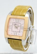 "Ladies Chopard ""Two O Ten"" Watch - 8464 / Stainless Steel & 18k Rose Gold / 35mm"