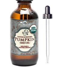100% Pure Certified USDA Organic - Pumpkin Seed Oil 2 oz