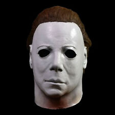 Hallowen II Elrod Michael Myers Official Halloween Adult Latex Full Head Mask