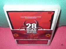28 dias despues - zombies - terror - dvd