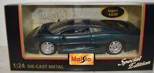 Maisto 1:24 31907 Jaguar XJ220 Baujahr 1992 grünmetallic,  Die Cast