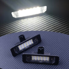 LED Number License Plate Light Fit For Ford Fusion 2006-2012