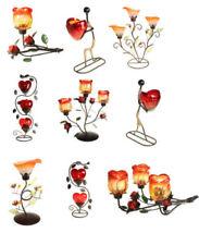 Unbranded Heart Romanticism Candle & Tea Light Holders