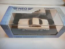 Neo Lancia Flaminia 3C 2,8 Coupe Speciale Pininfarina in White on 1:43 in Box
