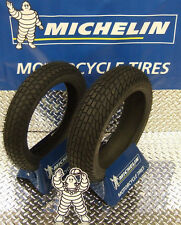 Michelin Motorcycle Super Moto Motard SMR Rain Tires 16.5 160 17 FRONT REAR SET!