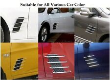 Universal Aero Body Shark Side Vents For All Cars