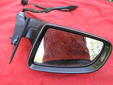 AUDI A3 ELECTRIC WING MIRROR (PASSENGER SIDE) PART No: 481505 -BLACK  EXCEl COND