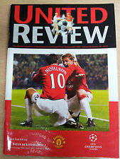 2002 CHAMPIONS LEAGUE SEMI FINAL MANCHESTER UNITED v BAYER 04 LEVERKUSEN