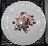 "Gorham China Berry Arbor Salad Plate 8.25"" New"