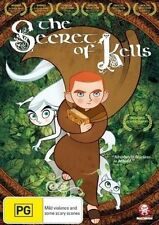 The Secret of Kells NEW R4 DVD