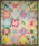 PATTERN - Friendship - pieced quilt mini PATTERN - Villa Rosa Designs