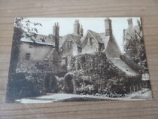 Oxford Trinity College (printing right side) Frith's Series Postcard No.45458