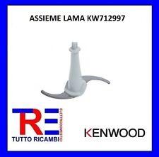 ASSIEME LAMA PER ACCESSORIO SMINUZZATORE KENWOOD KW712997