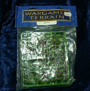 Warhammer 40k Catachan Terrain Jungle Trees New On Sprues OOP