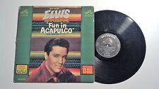 Elvis Presley - Fun in Acapulco - RCA LPM-2756 Mono - G++ / VG- - CONDITIONAL