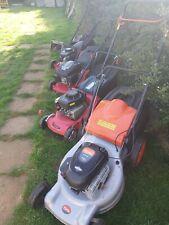 Flymo Petrol Push Lawn Mowers For Sale Ebay