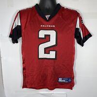 Reebok Atlanta Falcons Youth Large Matt Ryan #2 Jersey NFL Onfield Equipment
