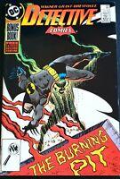 DETECTIVE COMICS #589 NM 1988 KADAVER CORROSIVE MAN POISON IVY 1st App DC