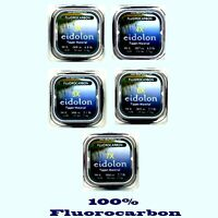 Eidolon Premium Crystal Clear Fluorocarbon Fly Fishing Tippet Material (98 feet)