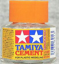 TAMIYA 87012 Cement Glue 20ml for PLASTIC MODEL KIT SUPPLY CRAFT TOOL NEW