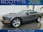 2007 Ford Mustang GT Deluxe~ ONLY 42K MILES~ CLEAN CARFAX~ MANUAL SH 2007 Ford Mustang, Tungsten Metallic with 42351 Miles available now!