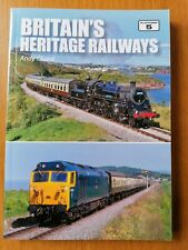 Britain's Heritage Railways Andy Chard new edition 2021
