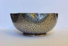 Vintage 1900 WMF Pebble Texture Silver Plate Bon Bon Bowl