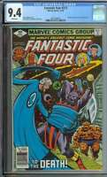 FANTASTIC FOUR #213 CGC 9.4 WHITE PAGES
