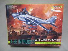 AM103 DRAGON 1/144 MAQUETTE AVION A-6E INTRUDER REF 4569 TRES BON ETAT