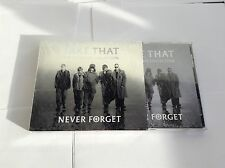 TAKE THAT Never Forget The Ultimate Collection CD 19 Track With Card Outer