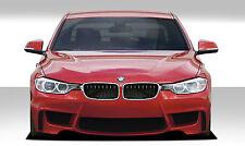 12-15 BMW 3 Series 4DR F30 Duraflex 1M Look Front Bumper 1pc Body Kit 109306