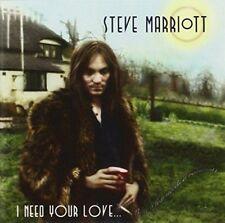 Steve Marriott - I Need Your Love (Like A Fish (NEW CD)