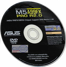 ASUS M5A99FX PRO R2.0  MOTHERBOARD AUTO INSTALL DRIVERS M3163