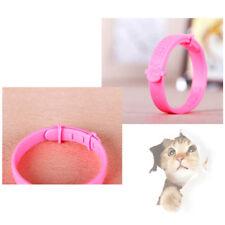 Adjustable Kitten Cat Collar Protection Neck Ring Flea Tick Mite Louse Remedy