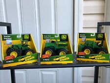 John Deere 5 Inch Monster Treads Tractor -  Three Different Kind. $ 20 Each