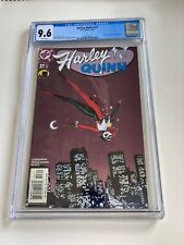 Harley Quinn #27 2003 CGC 9.6 White Page WWE ShopZone Insert Included